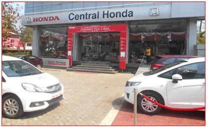 Central Honda Central Honda